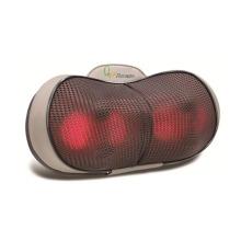Mini Silicone Massagem Almofada Travesseiro para Uso Doméstico Carro
