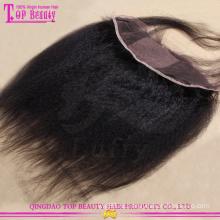 2015 новых каталагом лучший класс 8А Малайзии натуральные волосы верхней шелковые закрытие баз кружева лобной