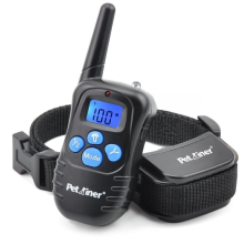 330 yd Remote Dog Shock Collar with Beep