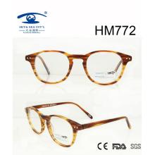 High Quality New Arrival Acetate Optical Frame (HM772)