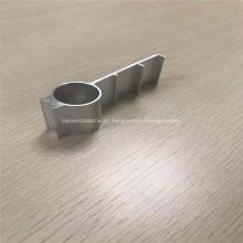 6063 CNC Perfil de carimbo de alumínio para dissipador de calor