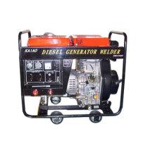 Máquina de soldadura diesel (KDE6500EW)