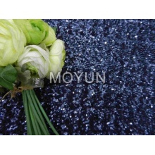 """NYLON SPENDEX MESH WITH 3MM ALL OVER SEQUIN EMBD 50/52"""""""