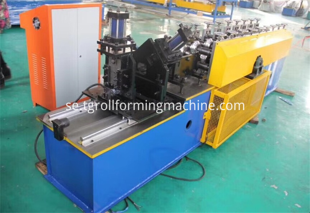Steel Profile Forming Machine
