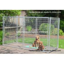Heavy Duty verzinkte geschweißte Hundegehäuse