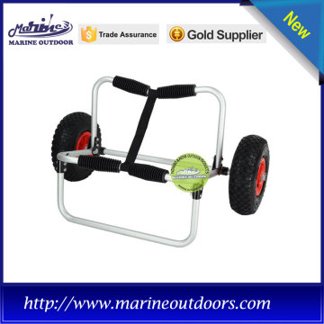 Folding aluminum cart, Aluminium boat trolley wheels, Surfboard trailer
