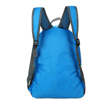 Outdoor lightweight Foldable Waterproof Casual Sport Backpack