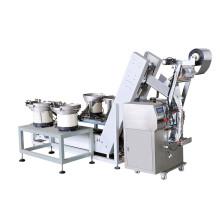 Máquina automática de empaquetado de anillos y clips de sujeción