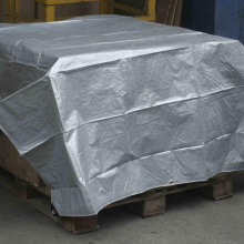 PE plastic grommted tarpaulin for ship cover
