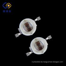Förderung der hohen Helligkeitsanlagen, die hohe Leistung 5w 660nm wachsen, führte tiefrotes chip