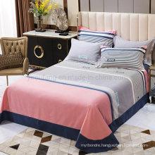 Luxurious Cotton Split King Size Size Sheet Set Fashion Style for Bed Linen