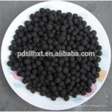 Spherical 3 mm Diamter Coal Based Activated Carbon for sale