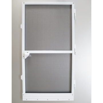 DIY aluminum cheap screen door best screen doors