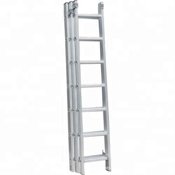 Escalera de extensión de 3 capas