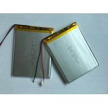 Li-Polymer Battery 3.7V 3600mAh 506890 com dimensão personalizada