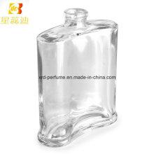 Frasco De Perfume De Vidro Vazio Quadrado 30ml