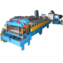 Color Roofing Panel Roll Forming Machine With High Quality