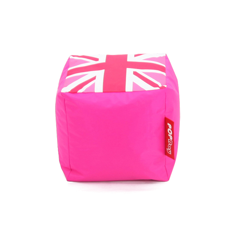 Nice Portable Square Mini Bean Bag Stool 3