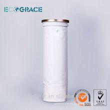 Nonwoven PPS industria del cemento filtro de bolsa bolsa de filtro