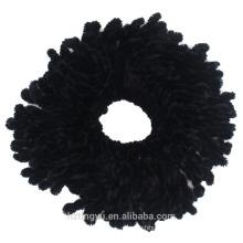 Fashion Women Girl Lady Hair Band flower muslim hijab volumizer hair Scrunchie