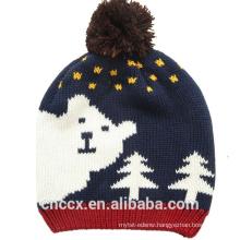 15STC5306 knit christmas beanie