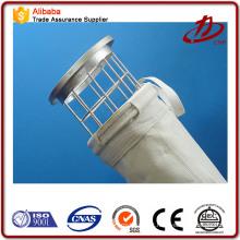 Sacos de filtro de coletor de poeira de feltro de agulha