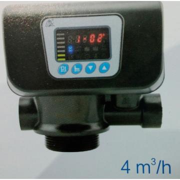 4 м 3/ч автоматический фильтр клапан для систем водоподготовки