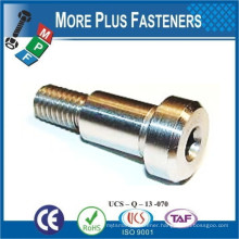 Made in Taiwan Stainless Steel Socket Head Shoulder Screw