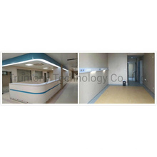Anti-Microbial Fireproof Clean Room Aluminum Composite Panel for Hospital Operating Room Wall or Roof Construction