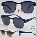 2016 New Fashionable Half Rim Sunglasses Hot Selling (WSP601522)