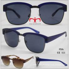 2016 nuevas gafas de sol de moda del borde del medio que venden caliente (WSP601522)