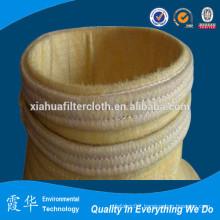 P84 fiber dust filter paper bag