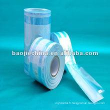 Rouleau de stérilisation jetable médical