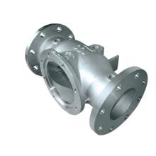 fundición de cuerpo de válvula aisi304 de acero inoxidable