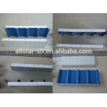 High quality eps sandwich panel machine line with CE Certification