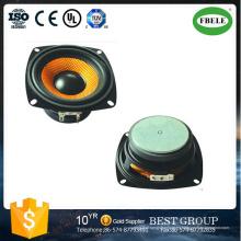 Alta calidad Spealer 8 Ohm 4W Altavoz Altavoz de diseño personalizado