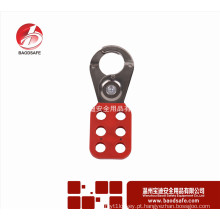 Wenzhou BAODSAFE BDS-K8601 trava de segurança para haste de aço hasp lock