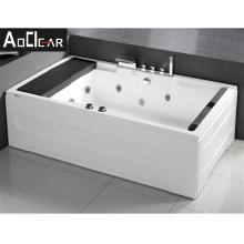 Aokeliya Big Bathtub with Air Massage Whirlpool Bubble Jet System