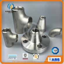 Tee d'égalité d'acier inoxydable de l'acier inoxydable 304 / 316L d'ASME B16.9 avec TUV (KT0364)