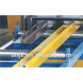 Alimentación doble C forma de U Metal Stud canal de formación de máquina de laminación
