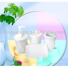 Conjuntos de acessórios para casa de banho em cerâmica, acessórios para casa de banho em cerâmica