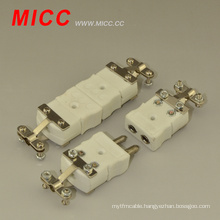 MICC ceramic thermocouple connector/thermocouple connector
