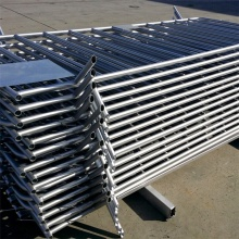 High quality  hot galvanized Crowd Control Barricade
