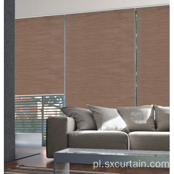 Roller Blackout Curtain Shade Żakardowa barwiona