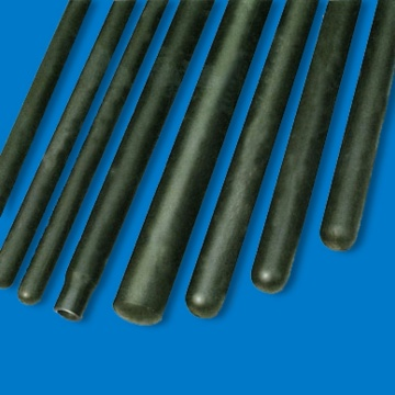 Pakai Resistance SiC Silicon Carbide Ceramic Rods