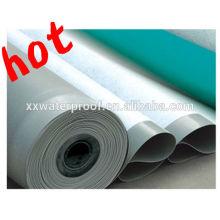 Membrane de couverture de PVC de 2,0 mm