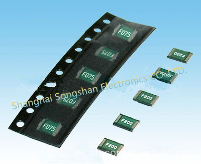 Fusibles SMD 1206 F