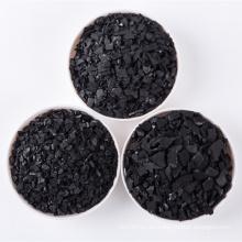 Carbón activado de carbón de cáscara de coco granular de mejor precio