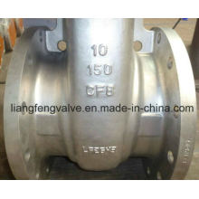 150lb API Flange End Gate Valve with Stainless Steel RF