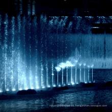 fuentes con luces led